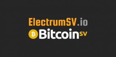 ElectrumSV Wallet Released for Bitcoin SV (BSV), the Original Bitcoin