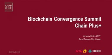 Gear up for South Korea's biggest blockchain conference—Chain Plus
