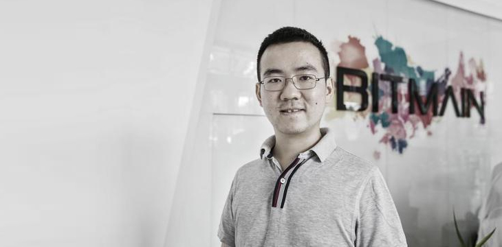 Haichao Wang replaces Jihan Wu at Bitmain