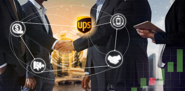 UPS invests in blockchain e-commerce startup