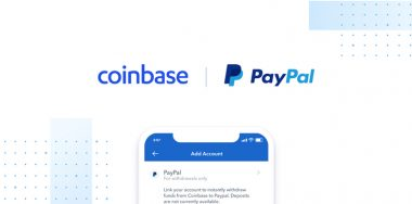 Coinbase adds PayPal withdrawal support for European countries