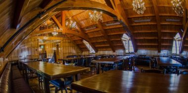 Historic Canadian restaurant for sale, crypto accepted