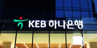 South Korea's KEB Hana Bank files 46 blockchain-related patents