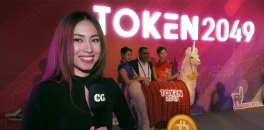 2nd Token2049 Day 1 highlights