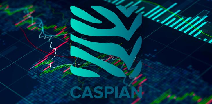 Caspian launches crypto derivative trading