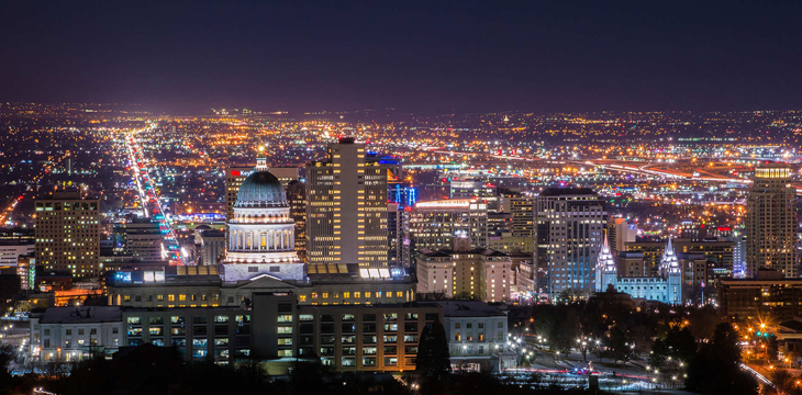 Utah becomes latest US state to embrace blockchain