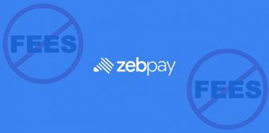 Indian crypto exchange Zebpay scraps trading fees