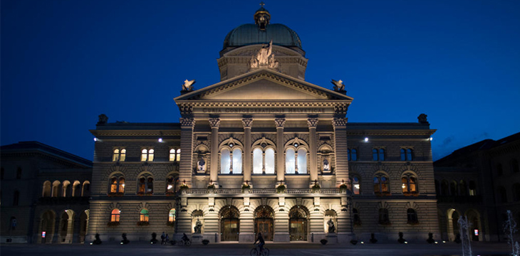 Lawmakers vote to force Swiss gov't to adopt crypto regulations