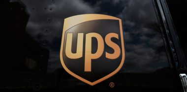 UPS partners with blockchain startup for B2B platform