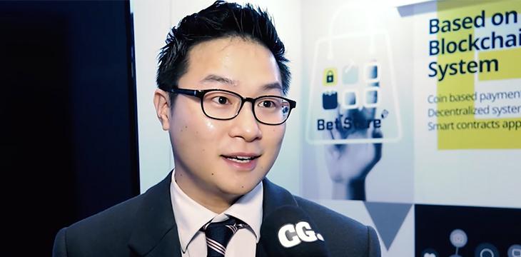 Betstore9's David Cho: Blockchain makes games fair, transparent, and enjoyable