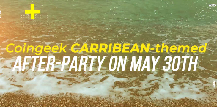 CoinGeek Conference Toronto after-party teaser