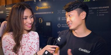 CoolBitX CEO Michael Ou on security, convenience with CoolWallet S