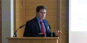 Dr. Craig Wright speaks at Oxford on smart contracts, written agreements