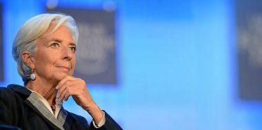 IMF chief: Blockchain disrupting financial markets already