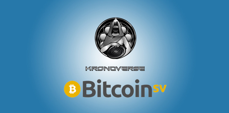 Kronoverse 게임 회사, CryptoFights 플레이어 배틀과 비트코인 SV [BSV] 블록체인 접목시켜 선두 투자자인 캘빈 아이어 포섭