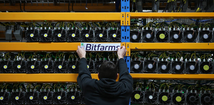 We aren't being delisted in Tel Aviv: Bitfarms clarifies its position