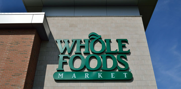 Amazonowned Whole Foods, thousands more could start accepting crypto
