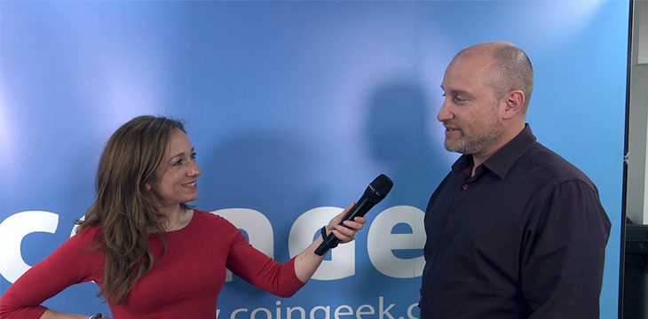 Centbee's Lorien Gamaroff on how to get people on board Bitcoin