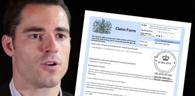 Craig Wright files libel claim against Roger 'Bitcoin Jesus' Ver
