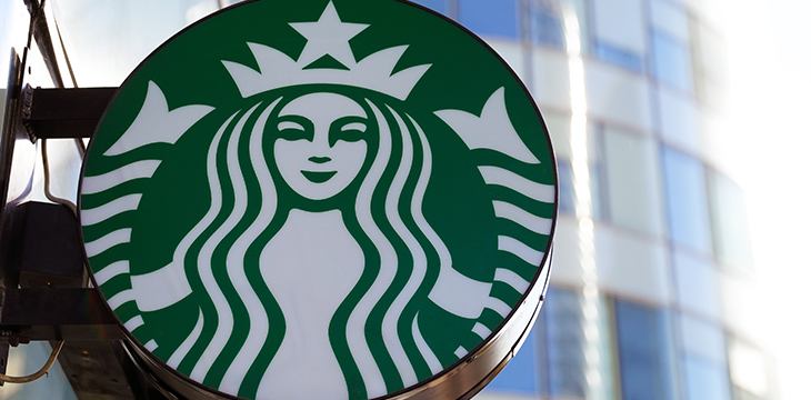 Microsoft and Starbucks' beantocup blockchain program brewing