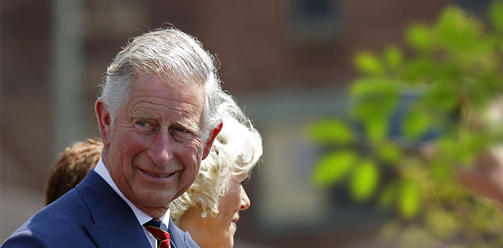 Prince Charles finds Bitcoin 'very interesting development'