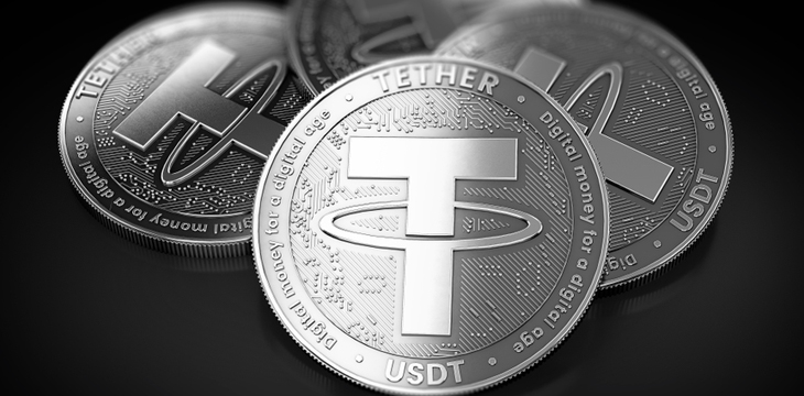 Tether lawyers confirm USDT stablecoin only partially backed by fiat