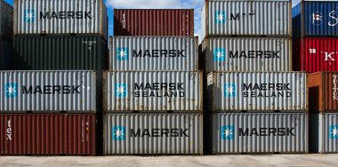 Two of the largest shipping groups join Maersk's blockchain platform