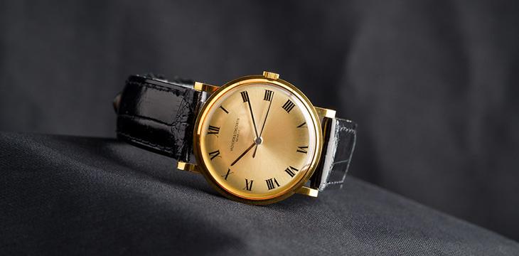 Vacheron Constantin eyes blockchain to authenticate timepieces