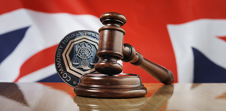 CFTC to pursue defunct UK fraud crypto scheme firm, founder