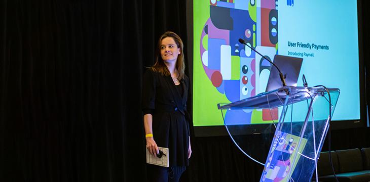 2019年CoinGeek多伦多会议:玛丽亚·尤金妮亚·洛佩兹畅谈Paymail