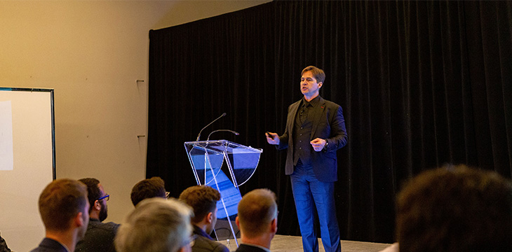 Dr. Craig Wright delves into mysteries of Bitcoin script at CoinGeek Toronto 2019
