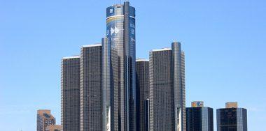 General Motors puts its money behind blockchain startup