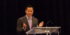 Jimmy Nguyen talks about Bitcoin SV's massive scaling with Nasdaq