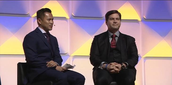 吉米·阮与比特币缔造者克雷格·怀特博士的对话