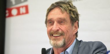 John McAfee threatens to take down the US government