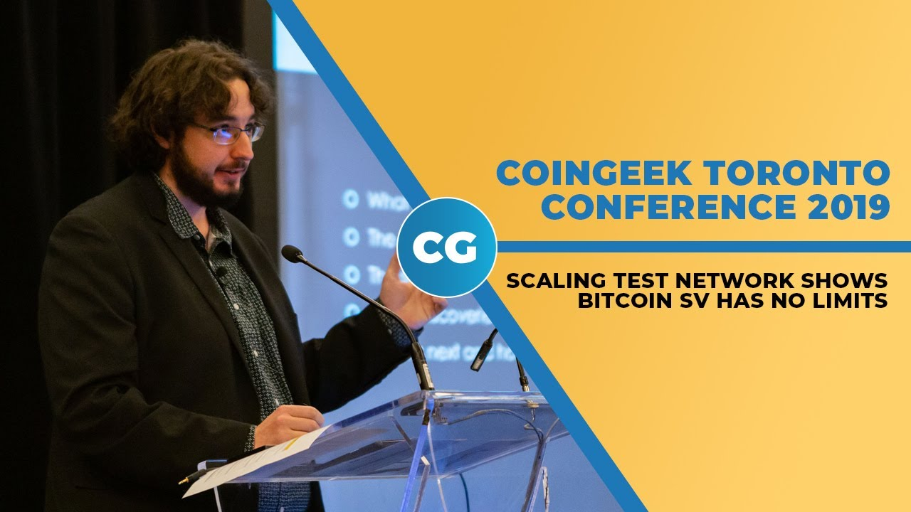 Bitcoin SV Node developer Brad Kristensen talks scaling at CoinGeek Toronto 2019 thumbnail