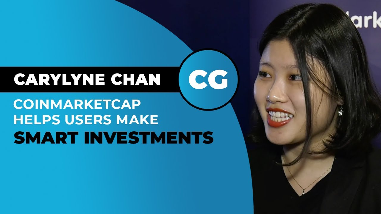 Carylyne Chan shares insights into the benefits of CoinMarketCap thumbnail