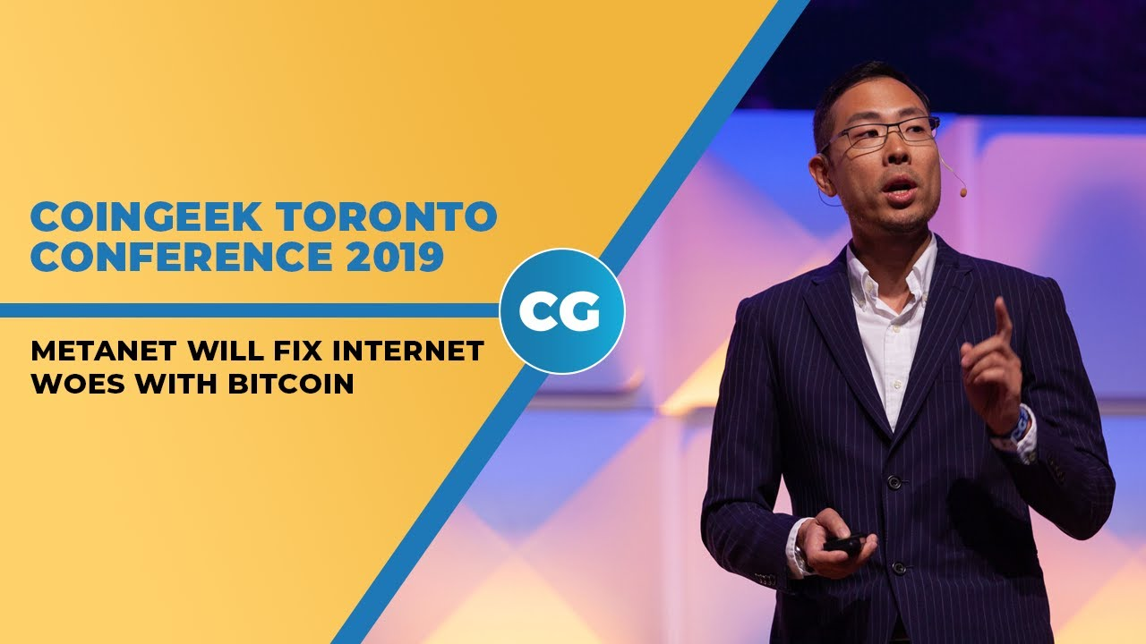 Dawn of age of data and accountability at CoinGeek Toronto 2019 with SBI Bits' Jerry Chan thumbnail