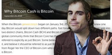 Is Roger Ver a Bitcoin con man or just a moron?