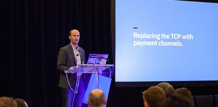 Ryan X. Charles talks developing on BSV at CoinGeek Toronto 2019