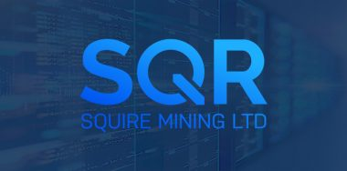 Squire releases first month financial results since acquiring first phase of CoinGeek Cloud Computing Operations