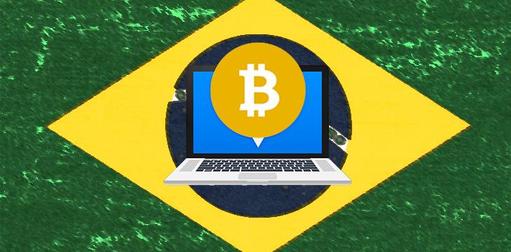 bitcoin brazilija kas yra bitcoin pagal