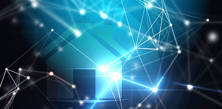 Brazilian real estate transaction recorded using blockchain technology