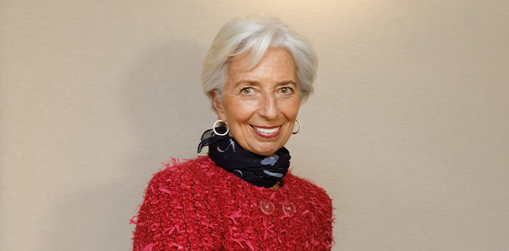 Is Christine Lagarde ready to propose global crypto