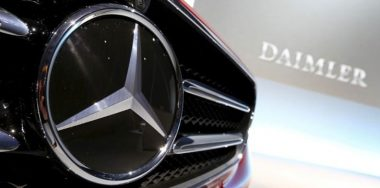 Daimler, RIDDLE&CODE partner to launch a hardware car wallet