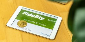 Fidelity could be close to launching crypto custody solution