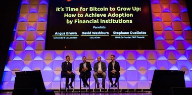It's time for Bitcoin to grow up, CoinGeek Toronto 2019