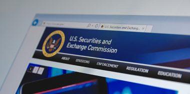 SEC seeking a blockchain data provider to improve compliance