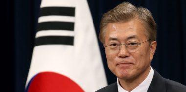 South Korean president calls for greater regulation of blockchain