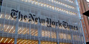 New York Times unveils blockchain platform to fight fake news